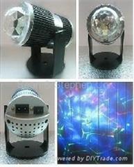 Aurora Mini Laser Projector