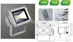 10W High Power RGB LED Floodlight