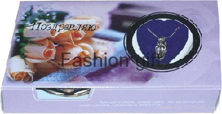 pearl jewelry gift set 1