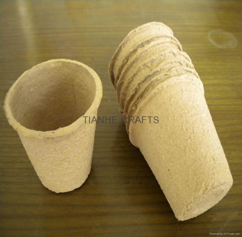 Paper Nursery Pot 4