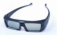 提供3D眼鏡防盜方案