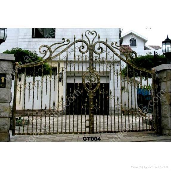 Wrought iron gates china trading company product