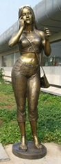cast bronzes