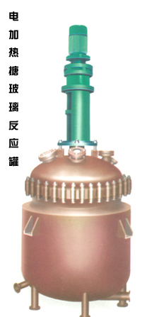 glass-lined reactor