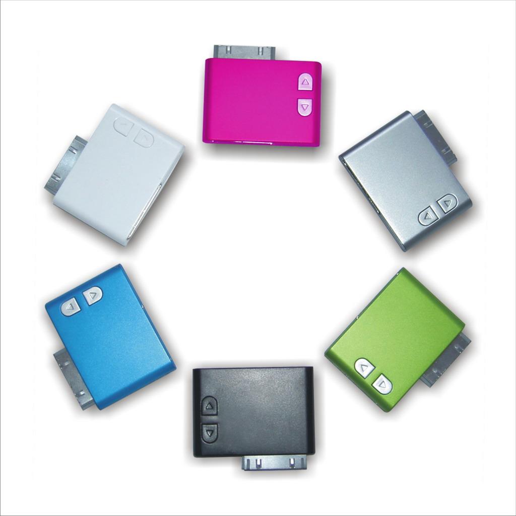 ipod accessory company: