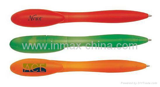Plastic Ball Pen 4