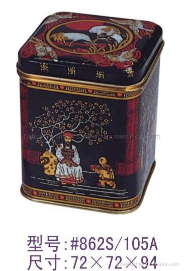 茶葉罐/mini罐 3