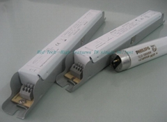 18W/30W/36W T8 single lamp electronic ballast