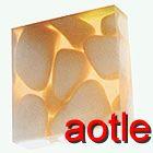 artificial stone of diamond/rock style