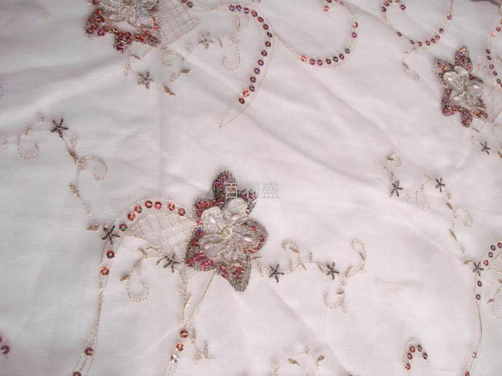 Applique embroidery 1