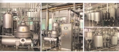 Extracting and Dispensing for Tea and Juice(Hot Filling Line)