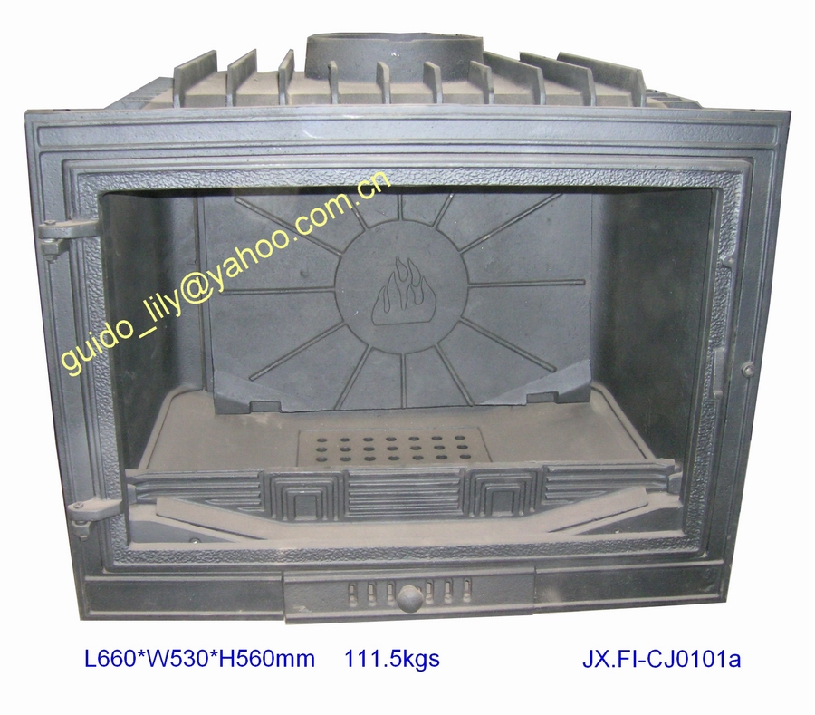 cast iron fireplace insert Products Made In China