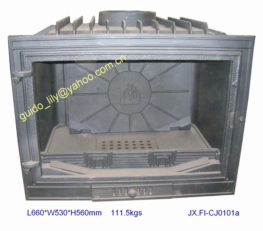 cast iron fireplace insert (China Manufacturer) - Metal Crafts ...