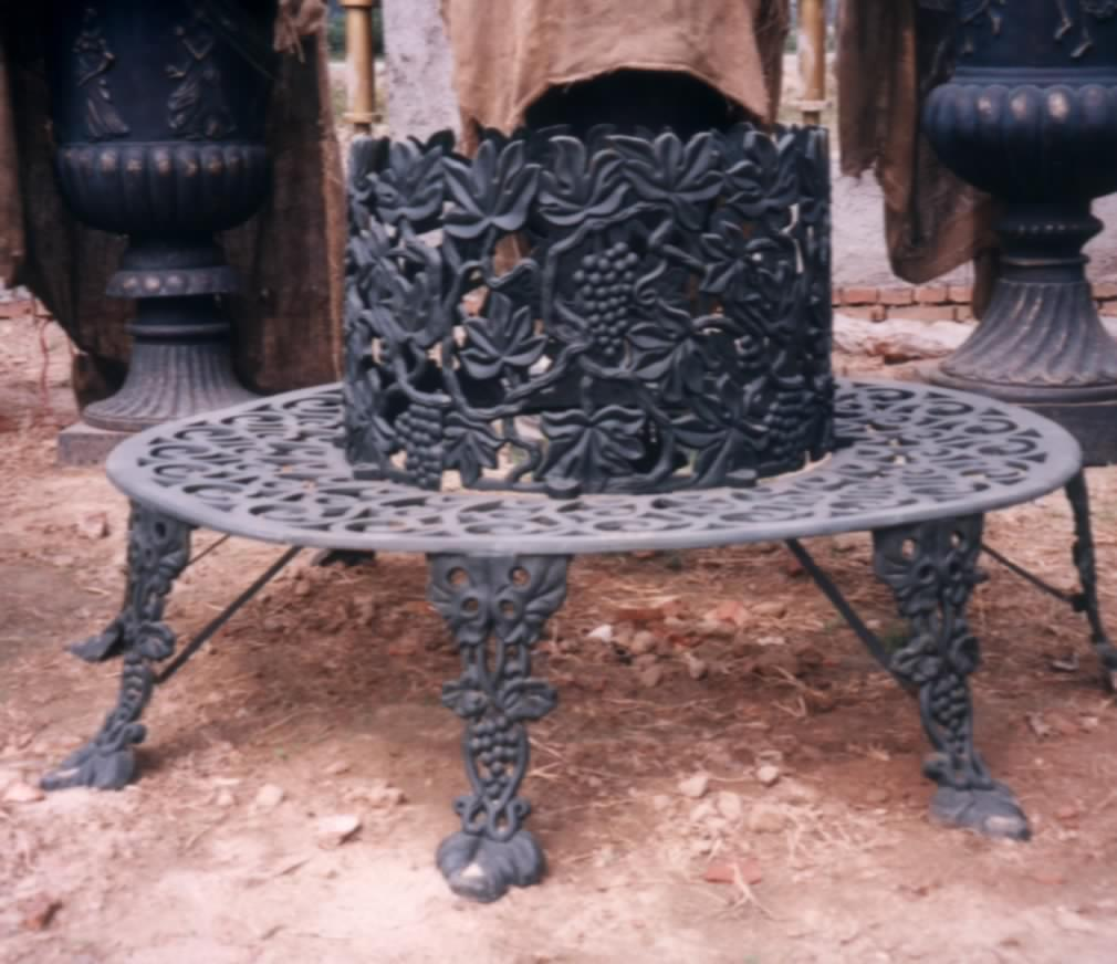 ... Cast Iron Outdoor Furniture 3 ...