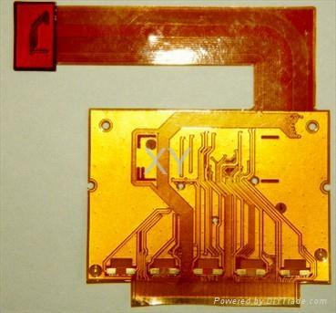 高密度FPC(2mil) 1