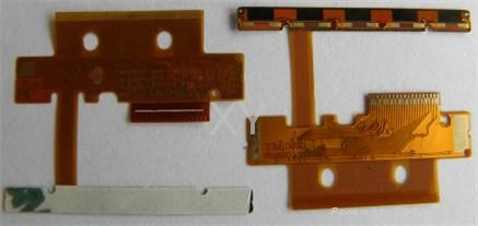 高密度FPC(2mil) 2