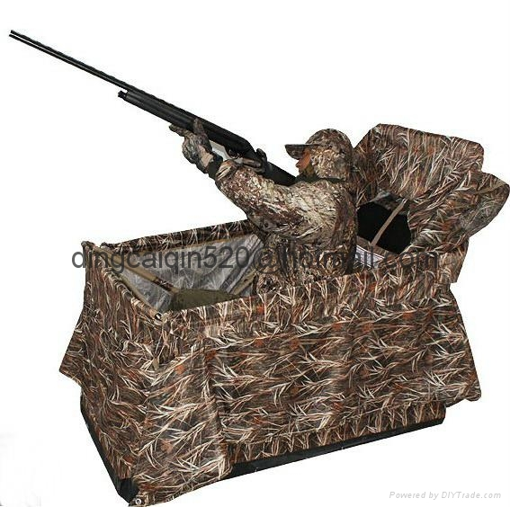 Neuer Stil Ducks Zelt Waterfowl Hunting Blind Hy904