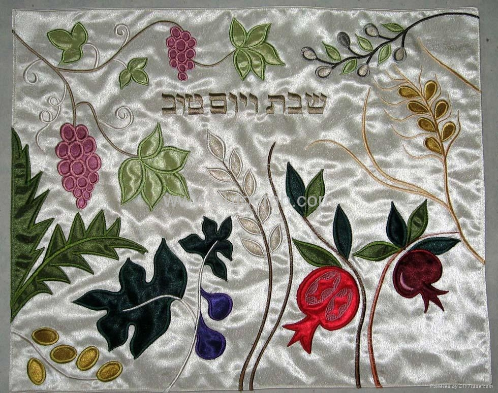 religious embroidery product,embroidery table cloth