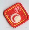 Client's designs are welcomed,custom embroidery patch,embroidery textil 1