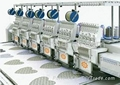 easy cording embroidery machine, multi-heads embroidery machine(906)