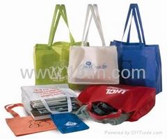Pp Non-Woven Shopping Bag & Paper Gift Bag