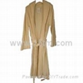 Women's Sex Polar Fleece Bathrobe/Bath
