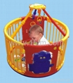 Children Laptop Safty Playpen &