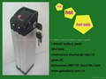 36V10Ah lifepo4 battery pack for electric bikes