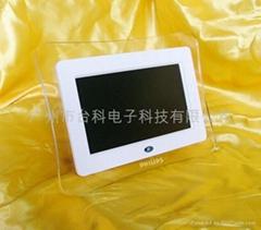 供應飛利浦PHILIPS 7寸屏數碼相框,特價