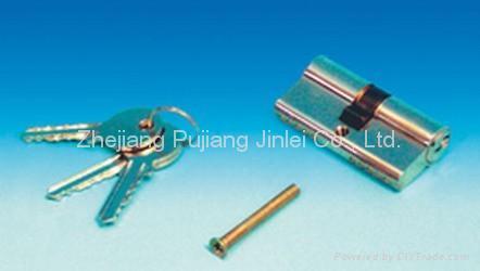Euro lock cylinder