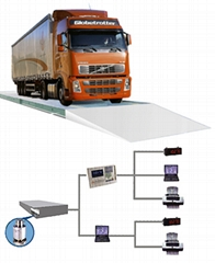 Digital Electronic Truck Scale