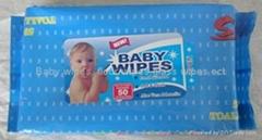 Nonwoven Wipes