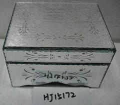Mirror Jewelry Box-HJ15172