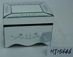 Mirror Jewelry Box-HJ15646