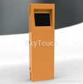 Floor-standing Outdoor Kiosk