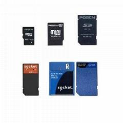 SD/Mini SD/CF 無線網卡