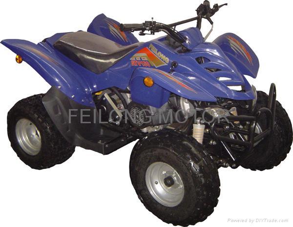 Fl150cc Atv Automatic Atv 150cc Quad Bike Atv 0011