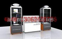 廈門數碼展示櫃設計製作