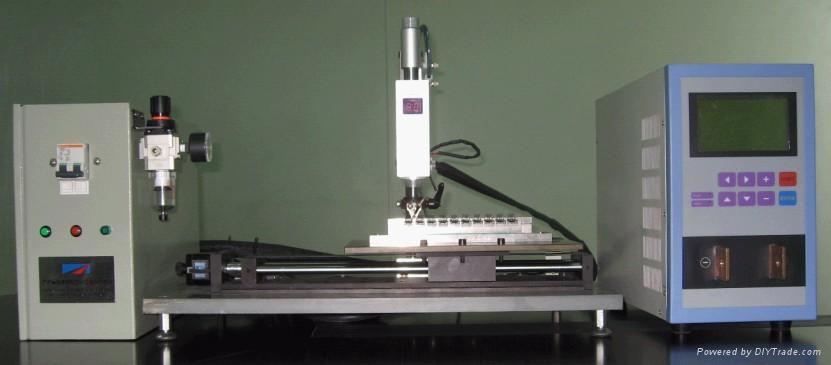 環保免錫精密電子引線焊接系統 1