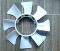 汽车水箱风扇模具