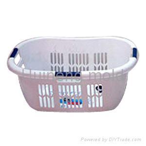 购物篮注塑模具 1
