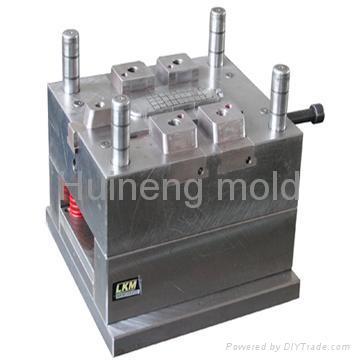 电子产品外壳/遥控器外壳注塑模具 1