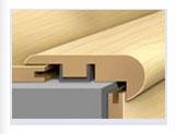 stairnose--accessories of laminate floor