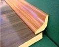 Concave line --accessories of laminate