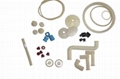 rubber washer, pad, bushes, expansion