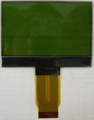Graphic LCD Module (GVLCM12864G-12158A)