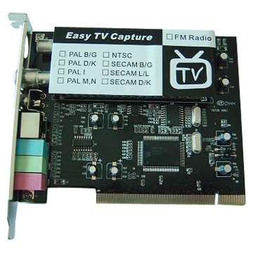 7130 TV Tuner with FM 1