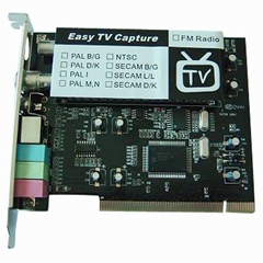 7130 TV Tuner with FM