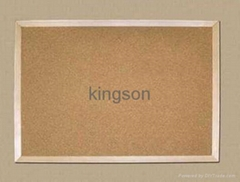 Cork Boards with Wooden Frame