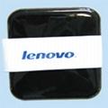 黑色lenovo廣告電腦屏幕擦